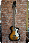 Hofner 5002 Contemporary Series Sunburst