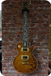 Gibson Paul Custom Limited Edition Tree Of Life Natural