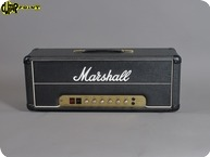 Marshall 2204 Master Model 50W MK2 Lead 1980 Black Levant