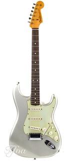 Fender Custom Fender Stratocaster Relic Inca Silver 2013 Near Mint 1960