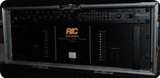 Ampeg / RICKENBACKER-SVT Pre & RA-600 Power Amp.