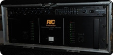 Ampeg RICKENBACKER SVT Pre RA 600 Power Amp