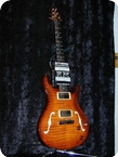 PRS Hollowbody II. NOS 2002 Violin Amber Sunburst