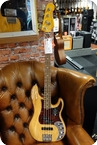 Fender American Ultra Precision Bass 2019 Aged Natural