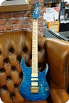 Ibanez Ibanez Limited J Custom W5A Quilted Maple Top R5121B14E1 15A Proto Type 2017 Blue