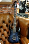 Ibanez Limited J. Custom R2122B14E1 024 Transparent Blue Proto Type 2017 Blue