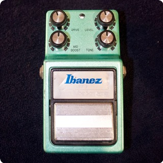 Ibanez Effects Super Tube Screamer St9 1984