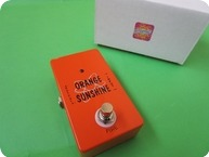 Vintage Technologies Tracy Sands Orange Sunshine 2019 Orange