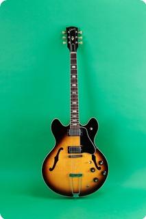 Gibson Es 335 1976 Sunburst