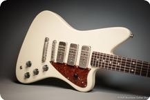 Westerberg Guitars Senkompara Vintage White