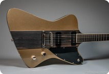 Bjork Guitars Raven Gold