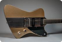 Bjork Guitars Raven Gold