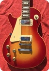Gibson Les Paul Deluxe LEFTY 1972 Cherry Sunburst