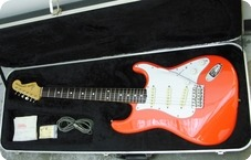 Fender Squier JV 1984 Fiesta Red