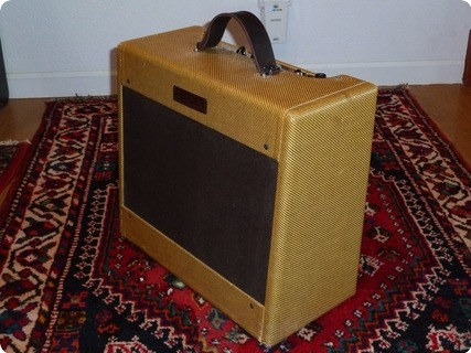 Fender Deluxe 5d3 Amplifier