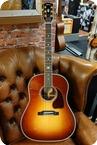 Gibson J 45 Deluxe 2019 Rosewood Burst
