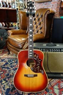 Gibson Hummingbird Custom 1973 Heritage Cherry Sunburst