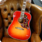 Gibson Hummingbird 2019 Cherry Sunburst