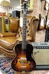 Gibson ES 125 1942 Vintage Sunburst
