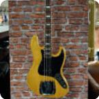 Fender-Jazz Bass-1978-Natural