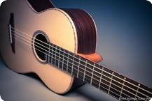 Stoll Guitars Ambition Parlour Natural