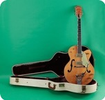 Gretsch 6120 Model 1961 Orange