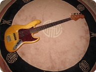 Fender-Jazz Bass-1964-Natural