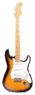 Fender Stratocaster American Vintage '54 Reissue Limited Edition Poodle Case  1995 Sunburst