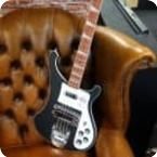 Rickenbacker 4003 MBL 2019 Matt Ebony Limited Edition