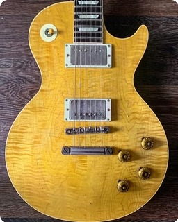 Gibson Billy Duffy's Personal '58 Les Paul Standard 2013 Natural