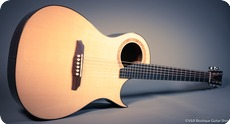 Jurss Guitars S1 Natural