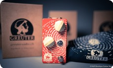 Greuter Audio Germanium OD V2 Red