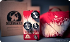 Greuter Audio Jumbo Fuzz White On Red