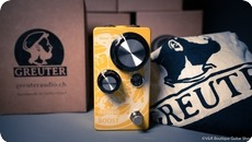 Greuter Audio Boost White On Yellow