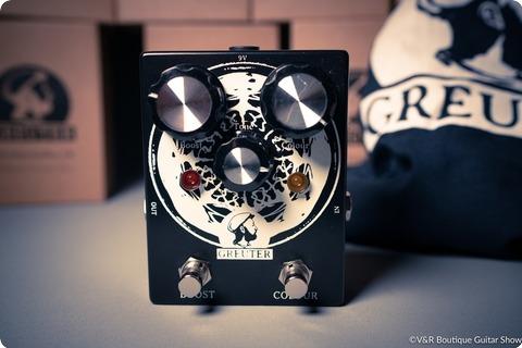 Greuter Audio Colour Boost Black