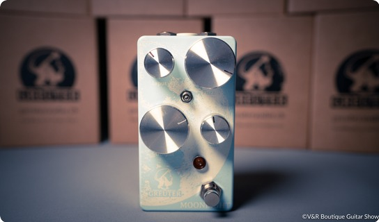 Greuter Audio Moonlight Sonic Blue