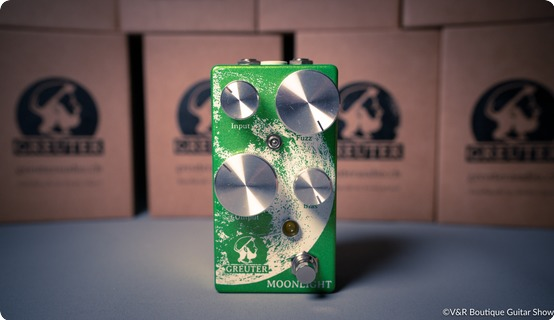 Greuter Audio Moonlight Green