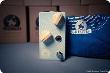 Greuter Audio Germanium OD V2 Sonic Blue