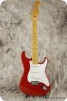 Fender Stratocaster 2001 Dakota Red