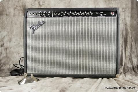 Fender Vibrolux Reverb 1981 Black