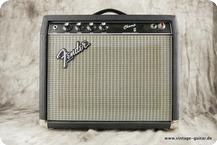 Fender-Champ II-1982-Black