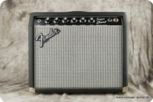 Fender Super Champ 1984 Black