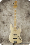 Atelier Z Jazz Bass M 245 Transparent White