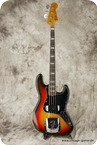 Fender Jazz Bass 1974 Sunburst