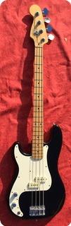 Fender Precision Bass Lefty 1983 Black