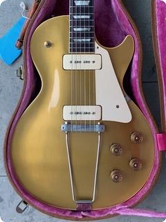 Gibson Les Paul Model 1952 Goldtop