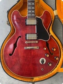 Gibson Es 345tdc 1961 Cherry