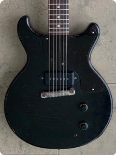 Gibson Les Paul Junior 1960 Black Custom Colour