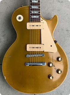 Gibson Les Paul Standard 1968 Goldtop