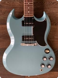 Gibson Sg Special 2019 Pelham Blue